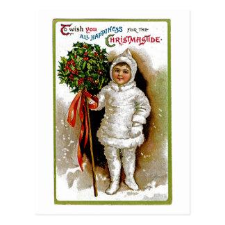 Christmastide Postales