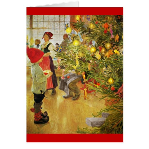 Christmastime Again Greeting Cards