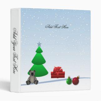 Christmastime Binder