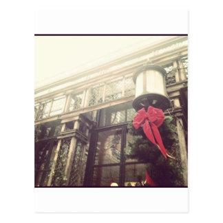 Christmastime en la ciudad postal