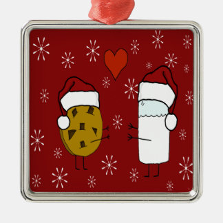 Christmastime for Cookies Ornament