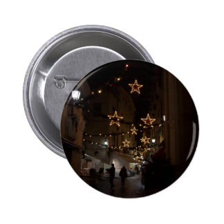 Christmastime in Sorrento 2 Inch Round Button