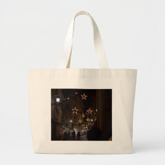 Christmastime in Sorrento Large Tote Bag