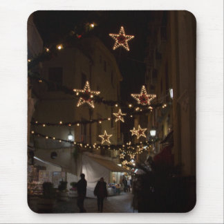 Christmastime in Sorrento Mouse Pad