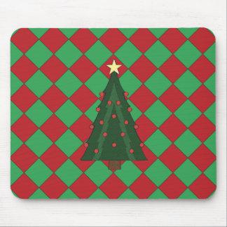 CHRISTMASTIME Tree Mouse Pad