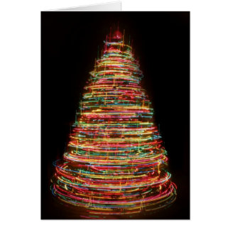 ChristmasTree Greeting Card