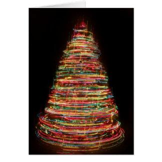 ChristmasTree Greeting Card