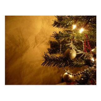 ChristmasTree Postcard