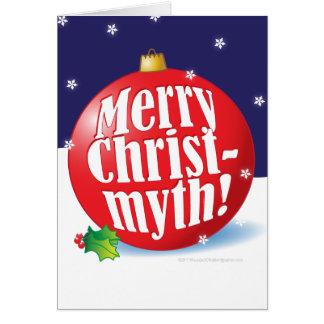 Christmyth Card