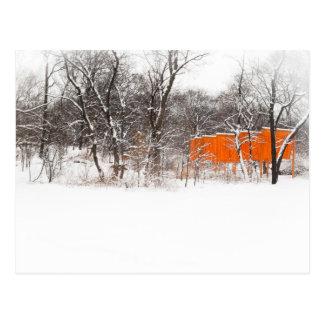 """Christo """"The Gates"""" Postcard"""