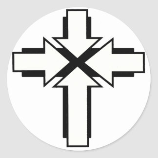 christocentric pegatina