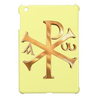 Christogram de oro