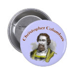 Christoper Columbus Buttons