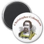 Christoper Columbus Magnets