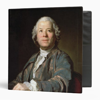 Christoph Willibald Gluck  at the spinet, 1775 3 Ring Binders