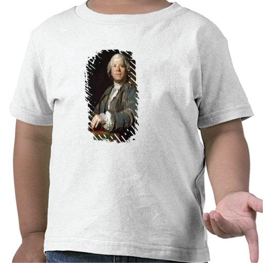 Christoph Willibald Gluck en el spinet, 1775 Camiseta