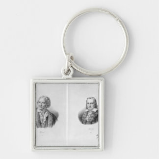Christoph Willibald von Gluck  and Andre Key Chains