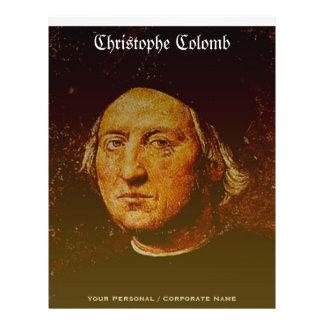 Christophe Colomb Custom Flyer