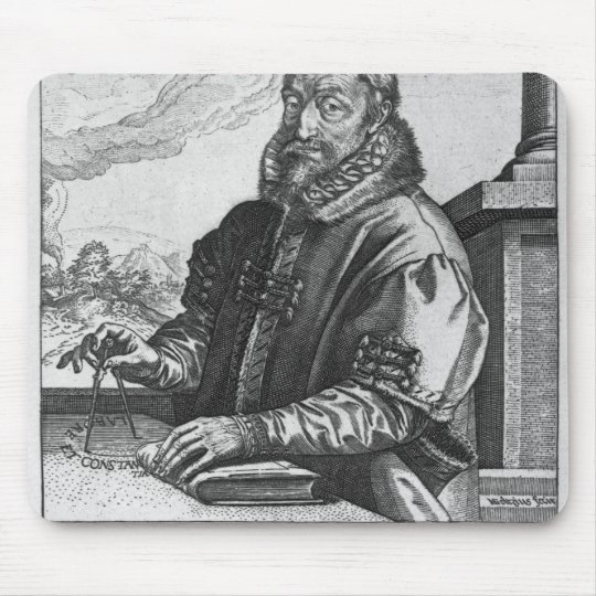 Christophe Plantin Mouse Pad