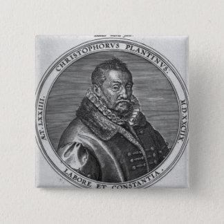 Christophe Plantin Pinback Button