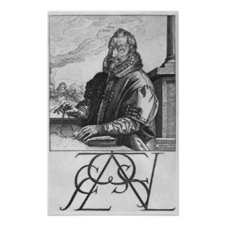 Christophe Plantin Poster