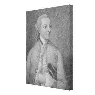 Christopher Anstey Canvas Print