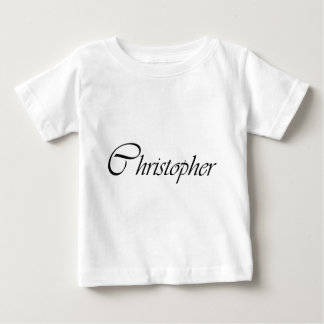 Christopher Baby T-Shirt
