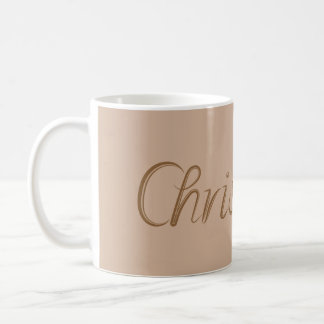 Christopher Coffee Mug