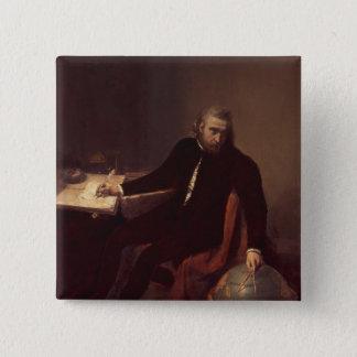 Christopher Columbus, 1839 Button