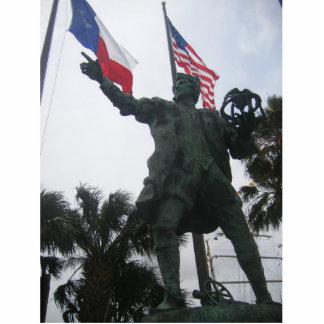 Christopher Columbus Cutout