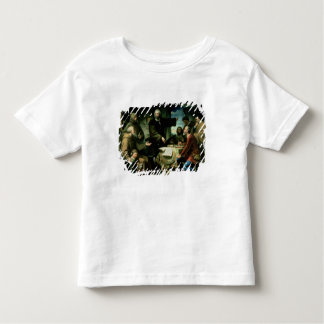 Christopher Columbus in the Monastery of la Toddler T-shirt