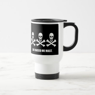 Christopher Condent #29-Ambiguous Travel Mug