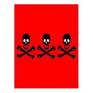 Christopher Condent-Black Postcard