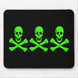 Christopher Condent-Green Mouse Pad