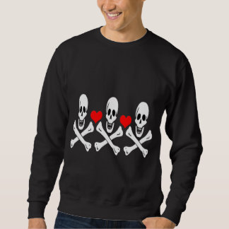 Christopher Condent-Hearts Sweatshirt
