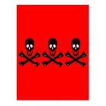 Christopher Condent-Negro Postales