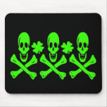 Christopher Condent-Shamrock Mousepads