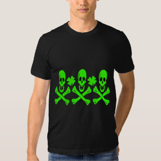 Christopher Condent-Shamrock T-Shirt