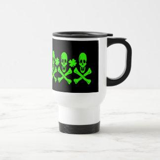 Christopher Condent-Shamrock Travel Mug
