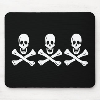 Christopher Condent-White Mouse Pad