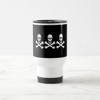 Christopher Condent-White Travel Mug