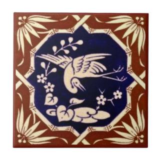 Christopher Dresser Aesthetic Anglo Japanese Tile