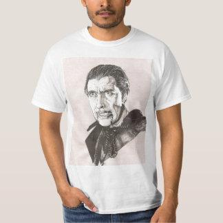 Christopher Lee Dracula T Shirt