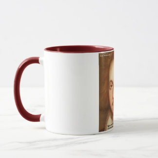 """Christopher Marlowe """"1st Site"""" Love Quote Gifts Mug"""