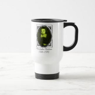 Christopher Marlowe Travel Mug