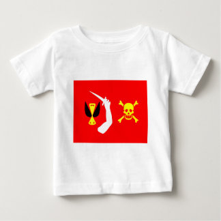 Christopher Moody pirate flag Baby T-Shirt