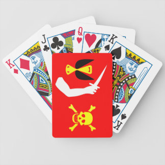 Christopher Moody Pirate Flag Bicycle Playing Cards