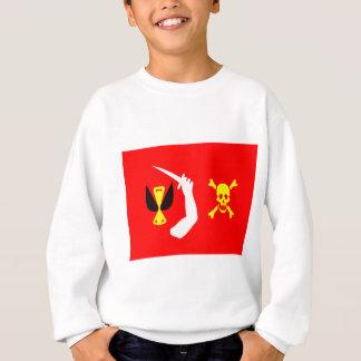 Christopher Moody pirate flag Sweatshirt