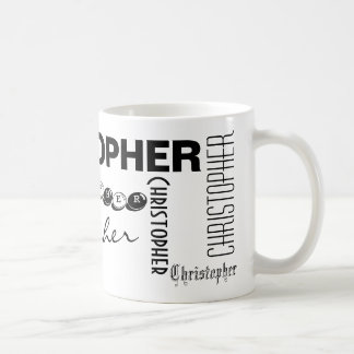 CHRISTOPHER - Personalize The Mug