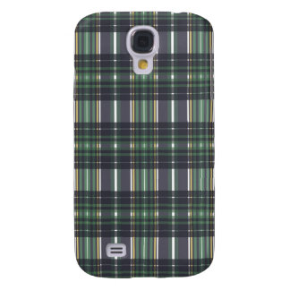 Christopher Plaid Samsung Galaxy S4 Case